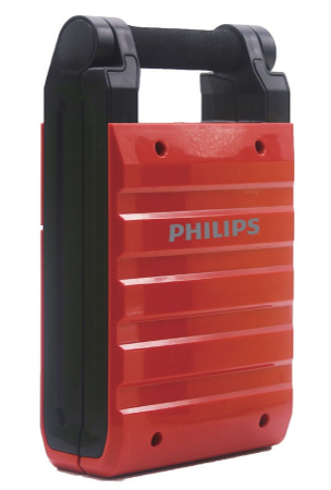 Светодиодный прожектор Philips Essential SmartBright Portable Worklight BGC110 RED​​​ 10 Вт 871016334457799 фото