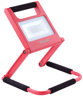 Светодиодный прожектор Philips Essential SmartBright Portable Worklight BGP110 RED 10 Вт 871016334451599 фото