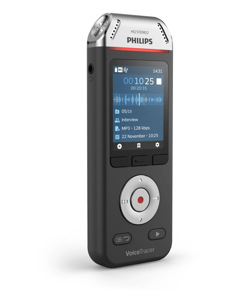 Диктофон Philips DVT2110 — DVT2110