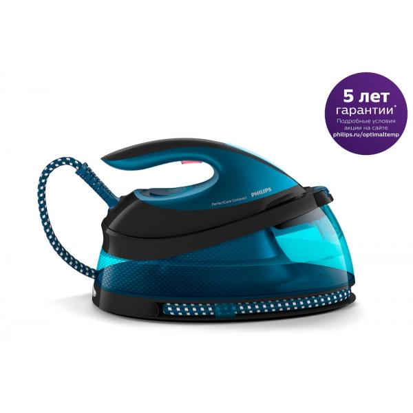Парогенератор Philips PerfectCare Compact GC7833 утюг philips perfectcare azur gc4922 80 с optimaltemp