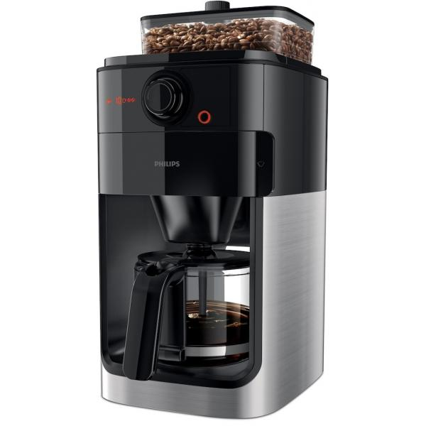 Кофемашина Philips Grind & Brew HD7767 coffee maker philips grind