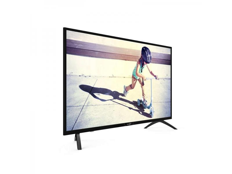 ЖК Телевизор Full HD Philips 43PFS4062 43 дюйма телевизор philips 32pft4100 60 full hd pmr 100 черный