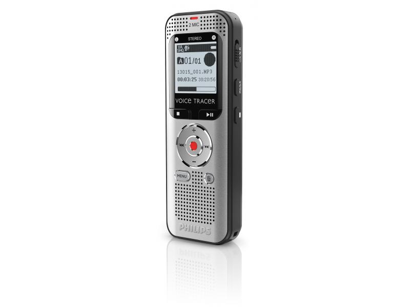 Диктофон Philips DVT2000 philips vtr5800 digital recorder voice tracer with mp3 recording function