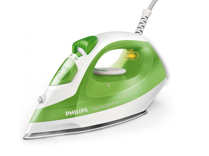 Паровой утюг Philips Featherlight Plus GC1426 philips powerlife plus gc2980 70 white green утюг