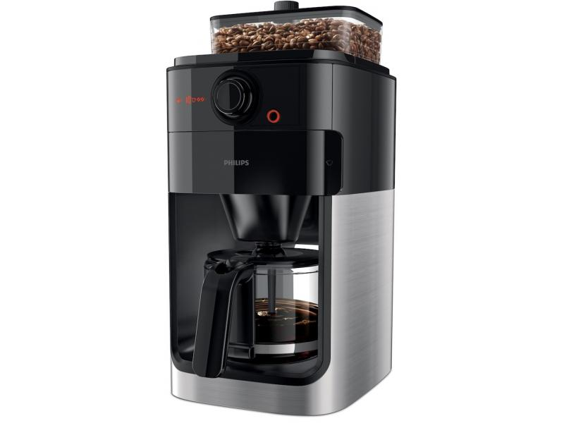 Кофемашина Philips Grind & Brew HD7767 кофемашина philips hd 8828 09