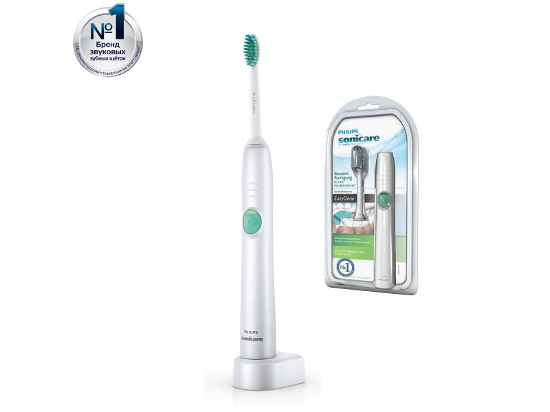 Электрическая зубная щетка Philips EasyClean HX6511 12 packs philips sonicare healthywhite generic toothbrush replacement for proresults easyclean hx6750 hx6710 hx6530 heads