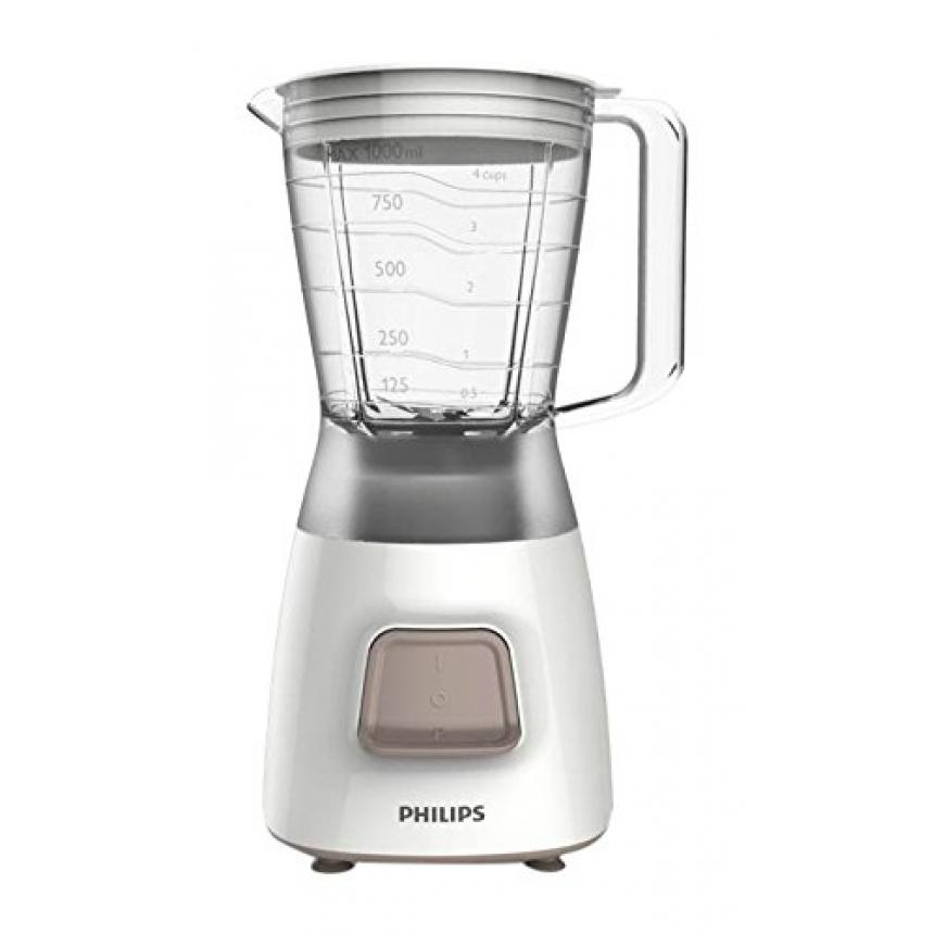 Блендер электрический Philips HR2052 стационарный блендер philips hr2051 hr2052 daily collection