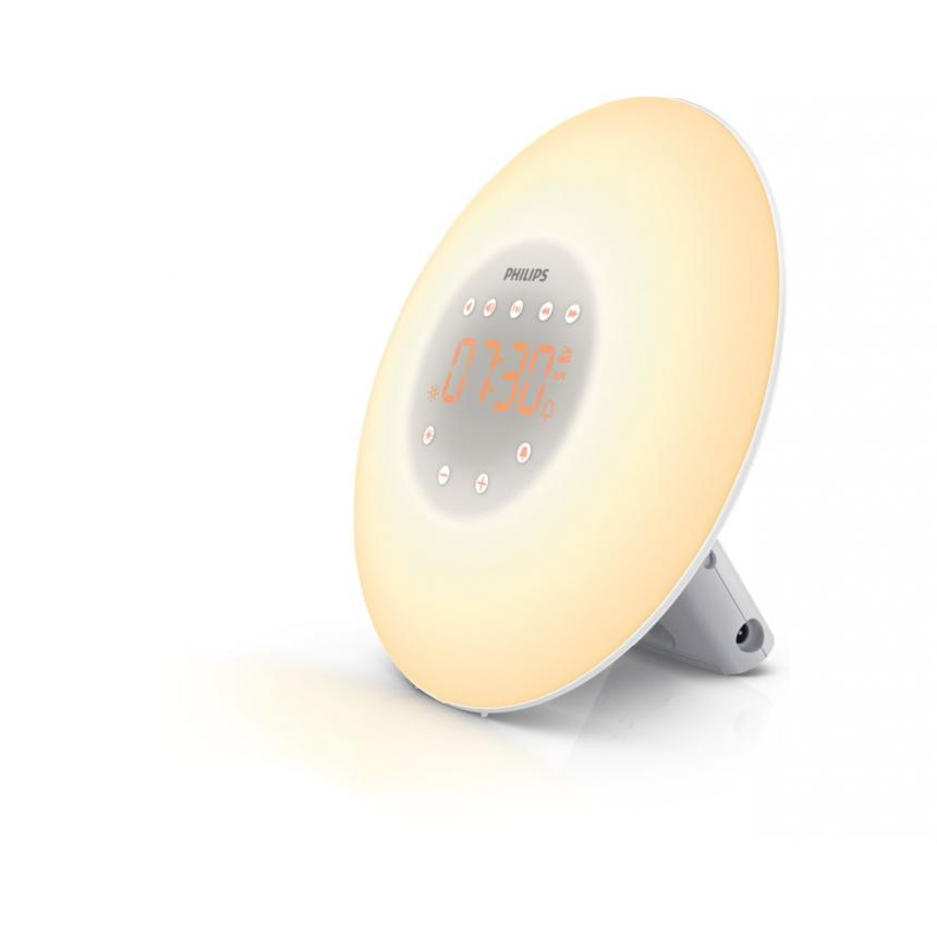 Световой будильник Philips Wake-up Light HF3505 wake up dear consumer