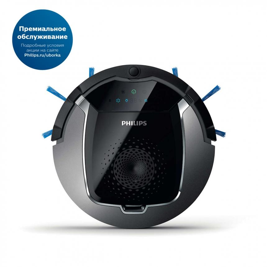 Робот-пылесос Philips SmartPro Active FC8822 робот пылесос philips smartpro easy fc8796
