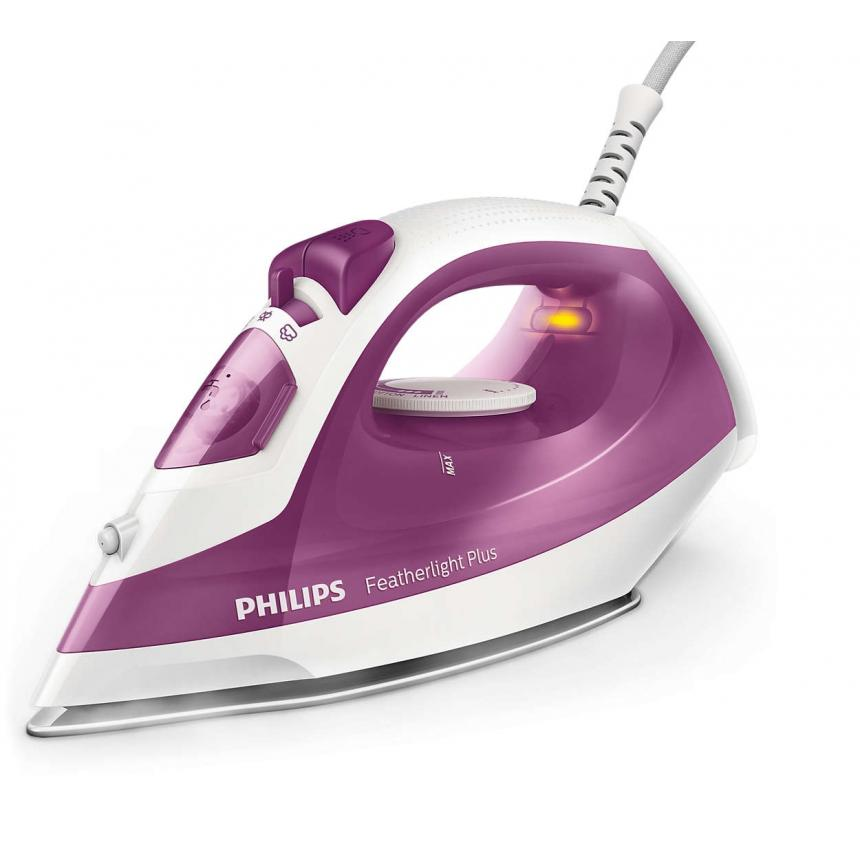 Паровой утюг Philips Featherlight Plus GC1424 тостер moulinex tt 110232
