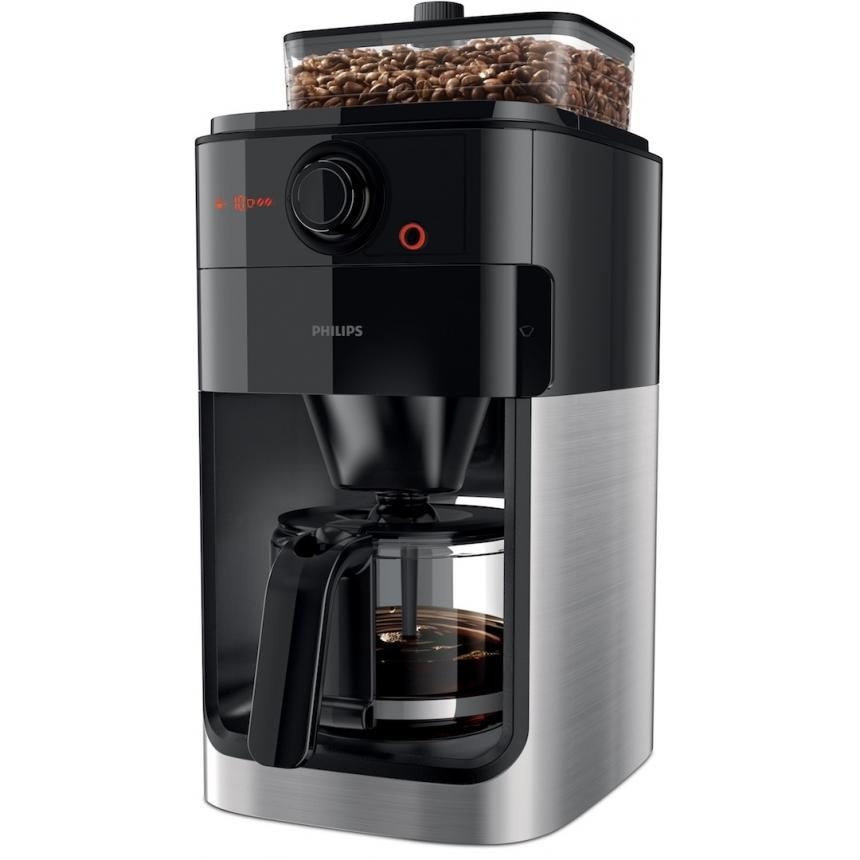 Кофемашина Philips Grind & Brew HD7767 кофемашина philips hd8650 09