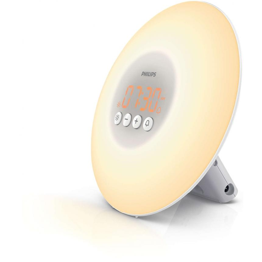Световой будильник Philips Wake-up Light HF3500 wake up dear consumer