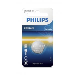 Батарея Philips CR2025
