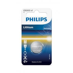 Батарея Philips CR2032
