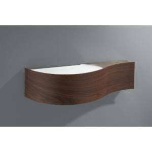 Светильник DAWN wall lamp beech 1x12W  Massive 33232/74/10