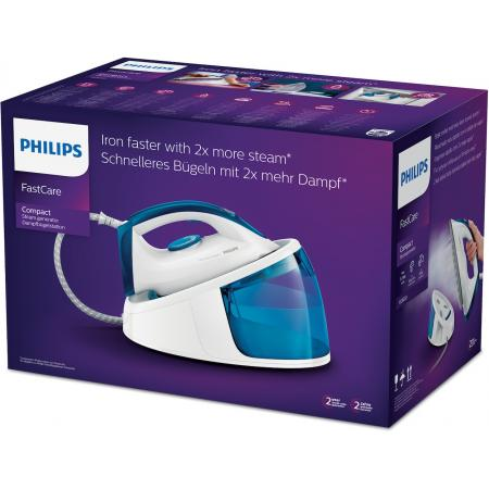 Парогенератор Philips FastCare Compact GC6722