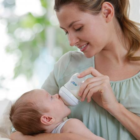 Соска 6 мес + Philips Avent Natural SCF654/27
