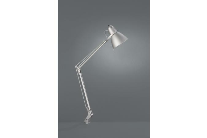 Светильник BENJI table lamp grey 1x12W  Massive 12832/51/87