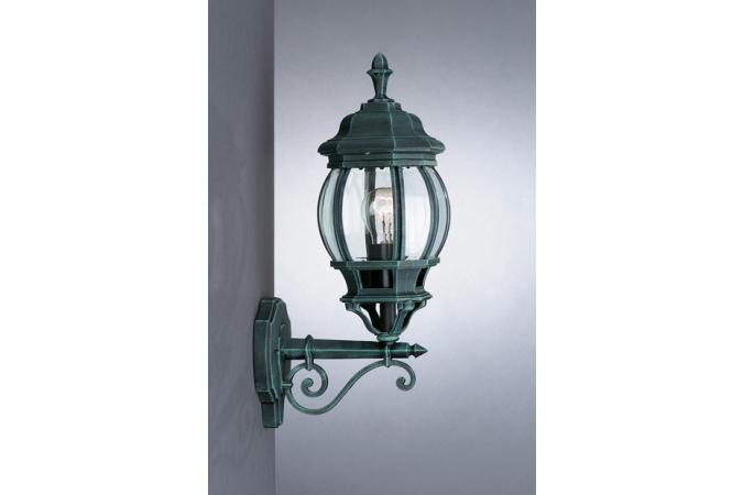 Светильник DUBROVNIK wall lantern GreenBrush 1x100 Massive 15030/45/10