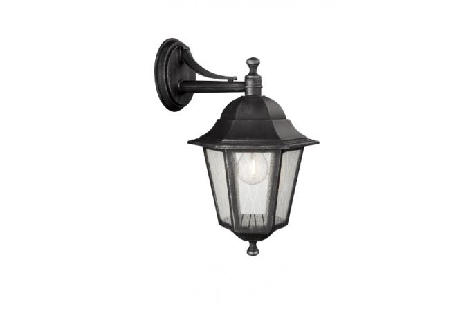Светильник TOULOUSE wall lantern grey 1x60W Massive 15331/54/10