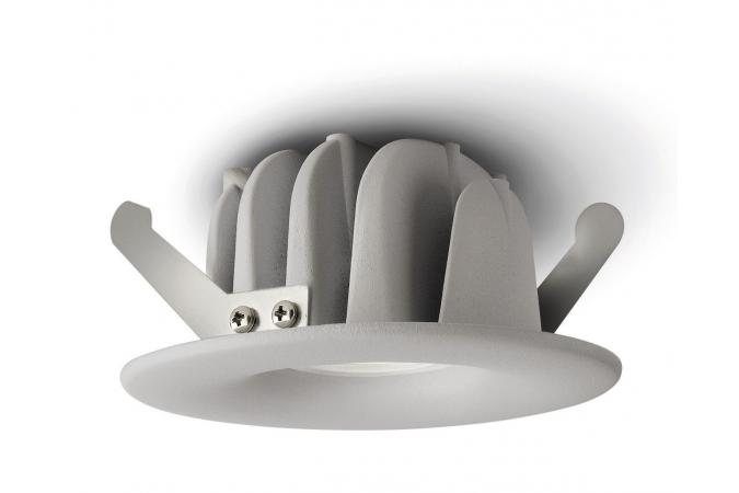 Уличный светильник Ledino recessed grey 2x7.5W SELV Philips 16811/87/16