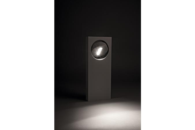 Светильник Ledino pedestal LED grey 1x7.5W SELV Philips 16826/87/16