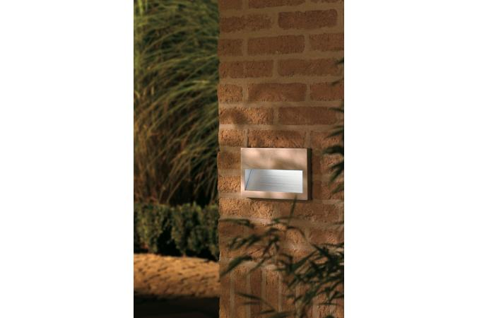 Светильник BRISBANE wall lantern grey 1x9W  Massive 17069/87/10