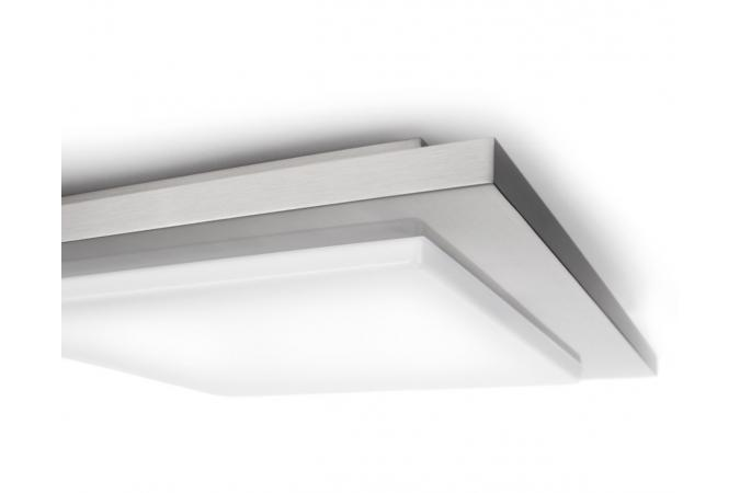 Светильник CANDACE ceiling lamp nickel 1x40W Philips 30207/17/16
