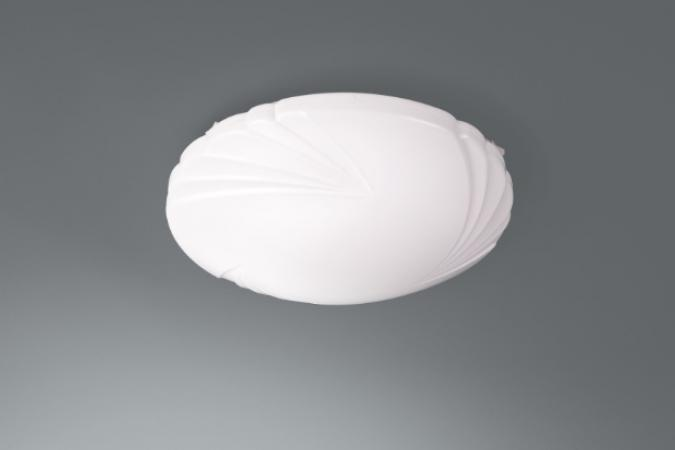 LEXIE ceiling lamp white 1x40W Massive 30222/31/10