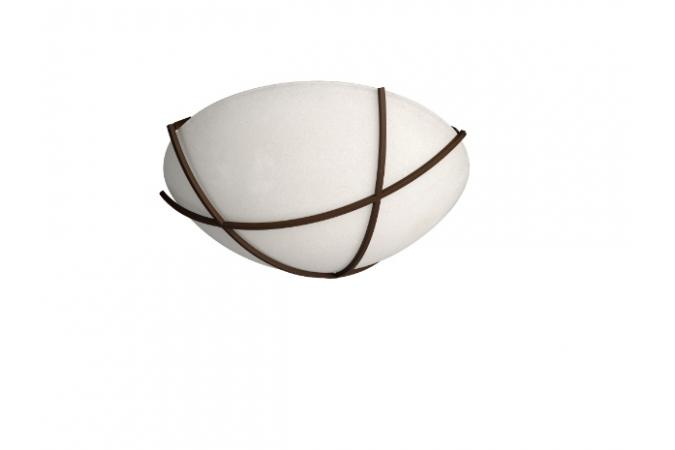 Светильник COLLEEN ceiling lamp rust 1x60W Massive 30495/86/10
