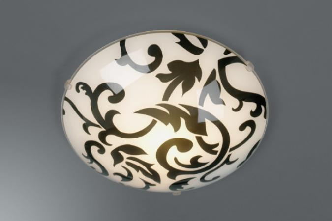 Светильник ISLA ceiling lamp black 1x60W Massive 31918/30/10