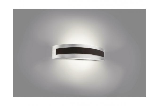 Светильник настенный Foulard wall lamp antracit 1x23W 230V Philips 33206/93/16