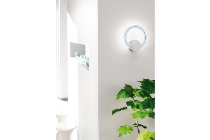 Светильник Ecomoods wall lamp aluminium 1x22W  Philips 34612/48/16