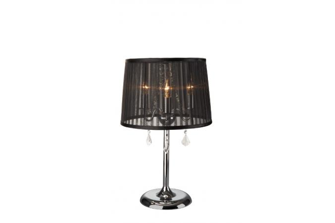 Светильник CARAMEL table lamp black 3x40W Eseo 37029/30/13