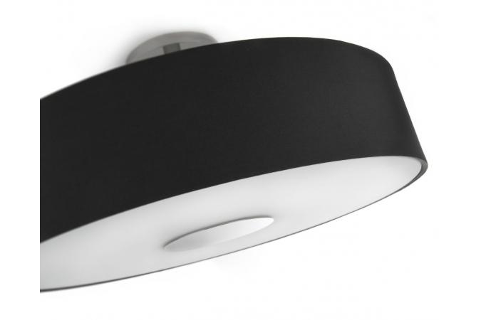 Светильник FLORA ceiling lamp black 3x60W Philips 37481/30/16