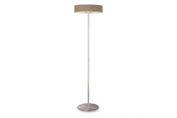 Светильник FLORA floor lamp nickel 3x40W Philips 37483/17/16