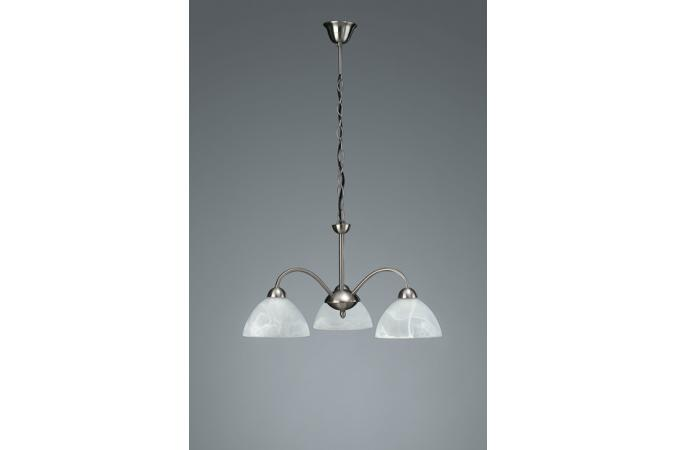 Светильник LAGRA chandelier nickel 3x40W Massive 38995/17/10