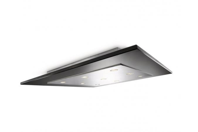 Светильник потолочный Matrix ceiling lamp LED chrome 9x2.5W Philips 40741/11/16