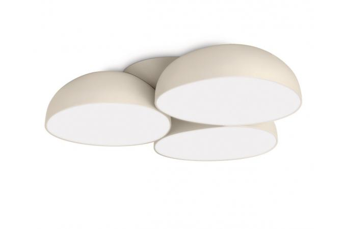 Светильник потолочный  Stonez ceiling lamp LED cream 12x2.5W Philips 40829/38/16