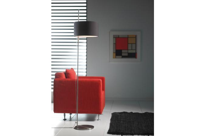 Светильник ABEL FLOOR LAMP BLACK 1X150W Massive 42959/30/10