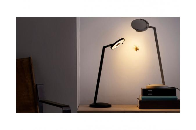 Светильник настольный ERON table lamp LED aluminium 1x15W SEL Lirio 43260/48/LI