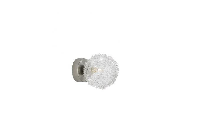 Светильник ZINNA wall spot nickel 1x40W Massive 55820/17/10