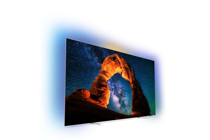 Philips 55 oled 4k uhd smart tv 55oled803/12