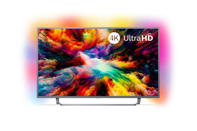 ЖК Телевизор Ultra HD Philips 55PUS7303 55 дюймов