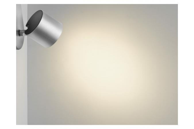 Светильник точечный STAR bar/tube LED aluminium 4x4W SELV Philips 56244/48/16