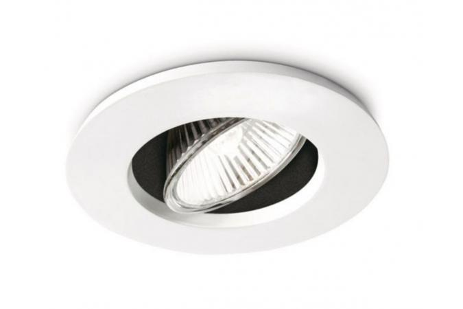 Светильник SMARTSPOT recessed white 1x35W  Philips 57959/31/16