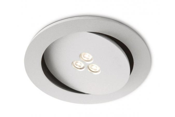 Светильник SMARTSPOT recessed LED aluminium 1x6W Philips 57962/48/16