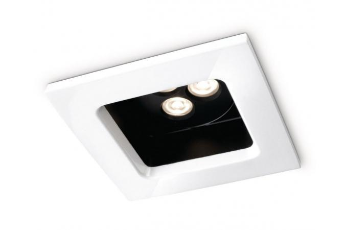 Светильник SMARTSPOT recessed LED white 3x7.5W SEL Philips 57972/31/16