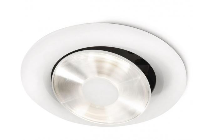 Светильник SMARTSPOT recessed LED white 1x15W 21.4 Philips 57996/31/16