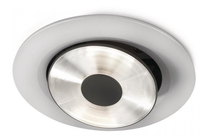 Светильник SMARTSPOT recessed LED aluminium 1x15W Philips 57996/48/16